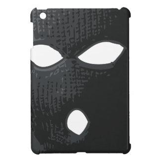 criminal-mask iPad mini cover