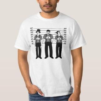 Criminal Mimes T-Shirt