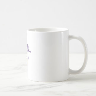 Criminal minds style coffee mug