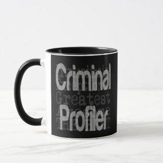 Criminal Profiler Extraordinaire Mug