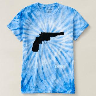 criminal Tie-Dye t-shirt