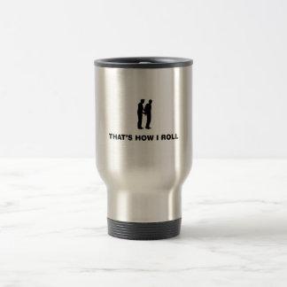 Criminal Travel Mug
