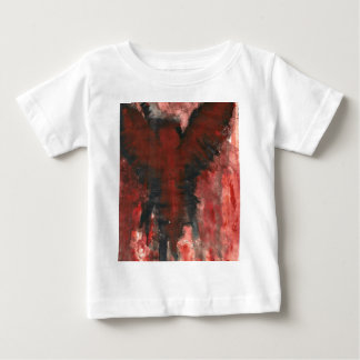 Crimson Angel Of Pain. Baby T-Shirt