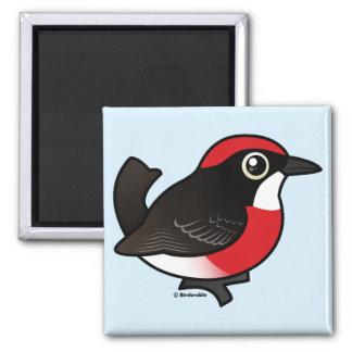 Crimson Chat Magnet