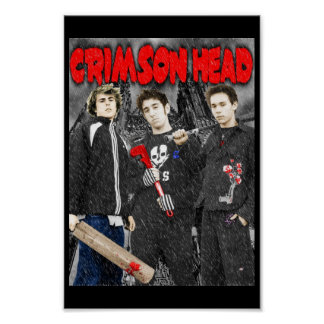 CRIMSON HEAD-THE POSTER