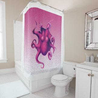 crimson octopus