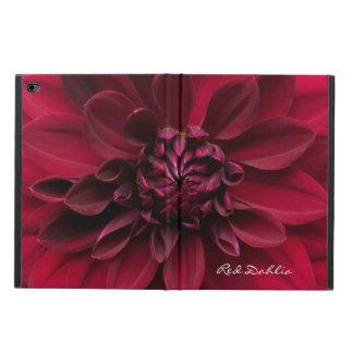 Crimson Red Dahlia Art - Arabian Night Flower Powis iPad Air 2 Case