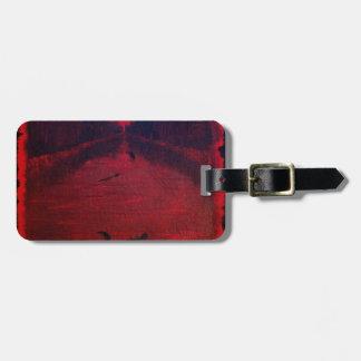 Crimson River Bag Tag