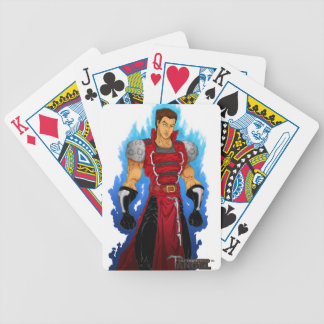 Crimson Royal Bicycle Playing Cards