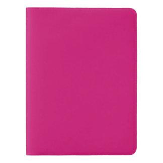 Crimson Template Extra Large Moleskine Notebook
