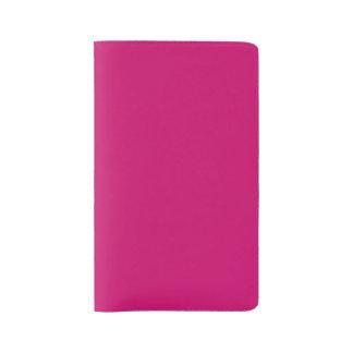 Crimson Template Large Moleskine Notebook