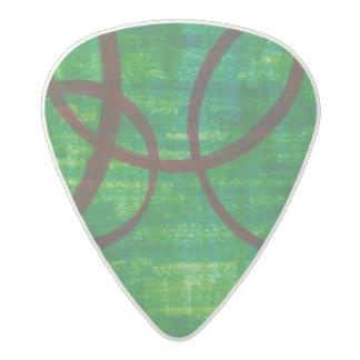 Crimson Trace II Acetal Guitar Pick