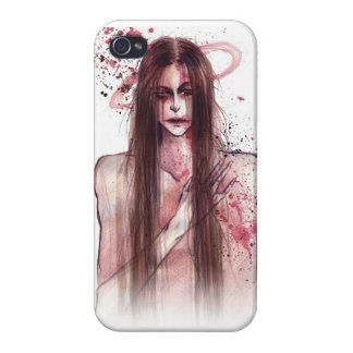 Crimson Valentine Covers For iPhone 4