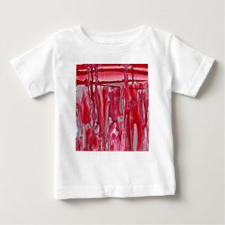 crimson winter landscape 121517 baby T-Shirt