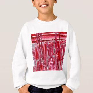 crimson winter landscape 121517 sweatshirt
