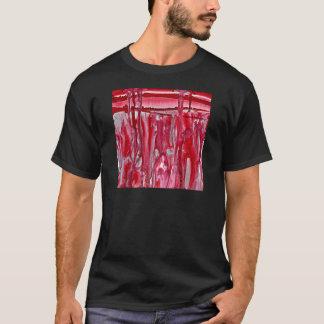 crimson winter landscape 121517 T-Shirt