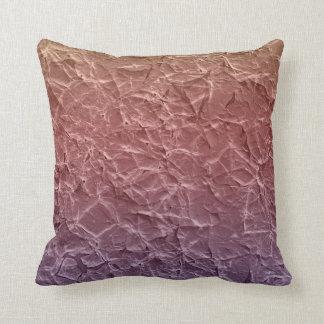 Crinkle Paper-bag Pillow