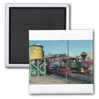 Cripple Creek, Victor Railway, Colorado, U.S.A. Magnet