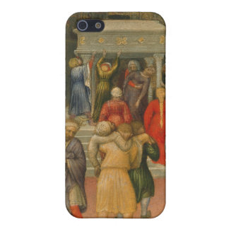 Crippled and Sick Cured at Tomb of St. Nicholas Cover For iPhone 5/5S