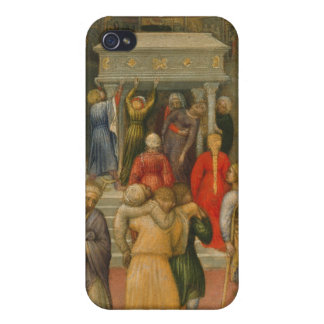 Crippled and Sick Cured at Tomb of St. Nicholas iPhone 4/4S Cover