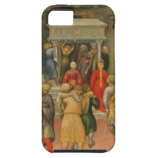 Crippled and Sick Cured at Tomb of St. Nicholas iPhone 5 Cover