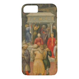 Crippled and Sick Cured at Tomb of St. Nicholas iPhone 7 Case