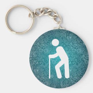 Cripples Minimal Keychain