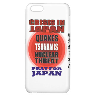 Crisis In Japan 2011 Cover For iPhone 5C