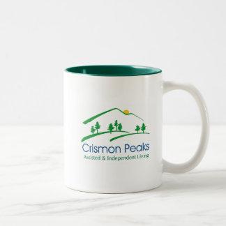 Crismon Peaks Assisted Living Coffee Mugs