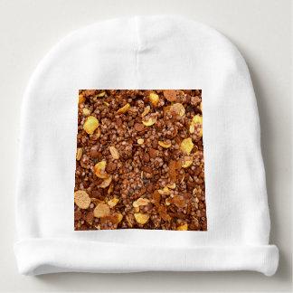Crisp Muesli Texture Baby Beanie