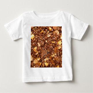 Crisp Muesli Texture Baby T-Shirt