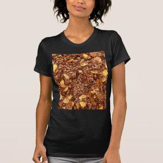 Crisp Muesli Texture T-Shirt