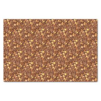 Crisp Muesli Texture Tissue Paper