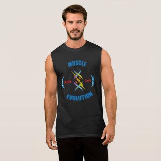 Crispr Cas9 Muscle Evolution Sleeveless Shirt