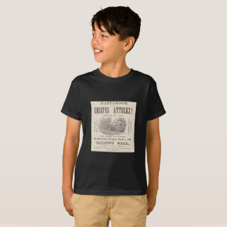 Crispus Attucks Celebration Shirt