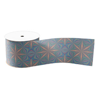 Criss Cross Grosgrain Ribbon