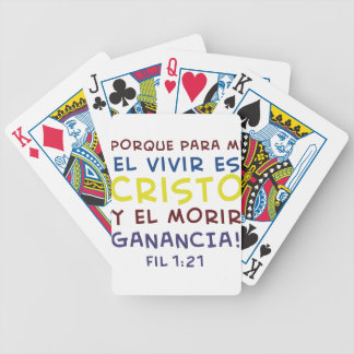 CRiStO Bicycle Playing Cards