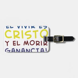 CRiStO Luggage Tag