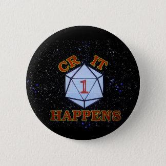 Crit Happens Nat 1 2 Inch Round Button