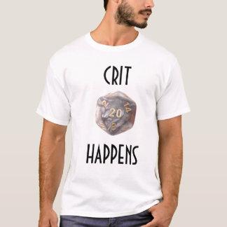 CRIT HAPPENS T-Shirt
