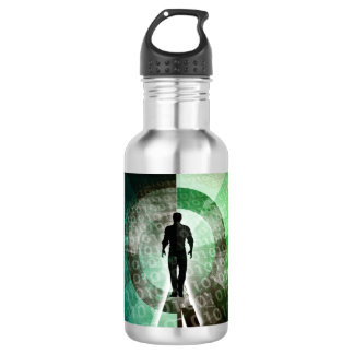 Critical Technology Skills and Important Industry 532 Ml Water Bottle