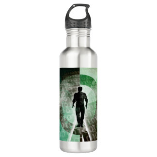Critical Technology Skills and Important Industry 710 Ml Water Bottle