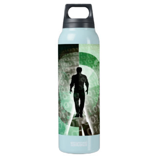 Critical Technology Skills and Important Industry Insulated Water Bottle
