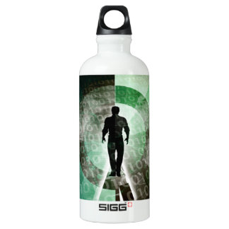 Critical Technology Skills and Important Industry Water Bottle