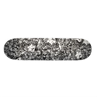 Critter board grey skate decks