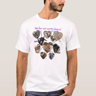 critter collage T-Shirt