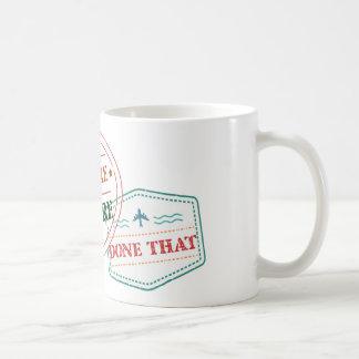 Croatia Been There Done That Coffee Mug