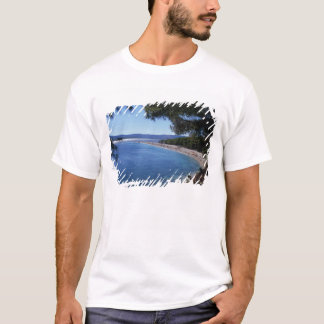 Croatia, Brac Island, Bol, Golden Cape Beach 2 T-Shirt