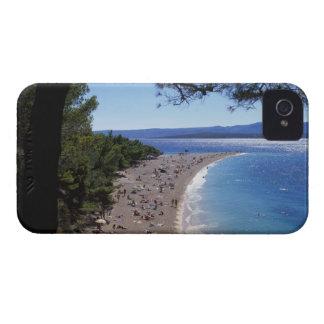 Croatia, Brac Island, Bol, Golden Cape Beach Case-Mate iPhone 4 Cases