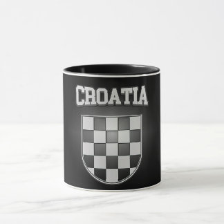 Croatia Coat of Arms Mug